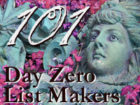 Day Zero List Makers